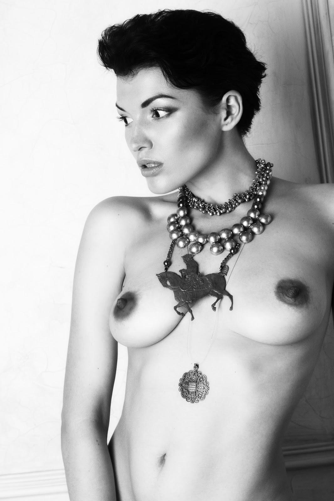 Aliona Nude nude photoshootfashion photographer. impression.